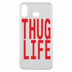 Чехол для Samsung A6s thug life
