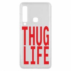 Чехол для Samsung A9 2018 thug life