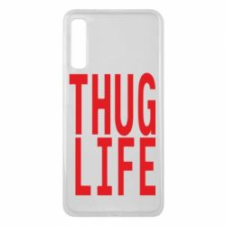 Чехол для Samsung A7 2018 thug life