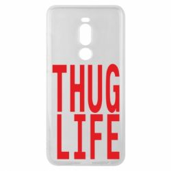 Чехол для Meizu Note 8 thug life - FatLine