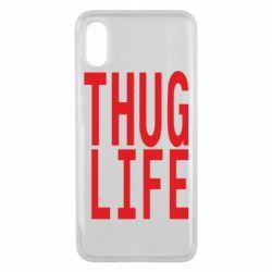 Чехол для Xiaomi Mi8 Pro thug life