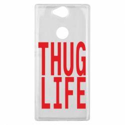 Чехол для Sony Xperia XA2 Plus thug life - FatLine