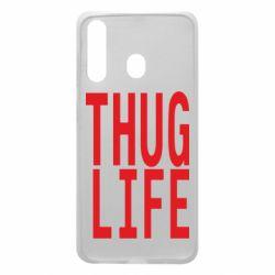 Чехол для Samsung A60 thug life