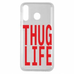 Чехол для Samsung M30 thug life
