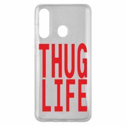 Чехол для Samsung M40 thug life