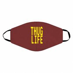 Маска для лица thug life