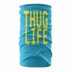 Бандана-труба thug life