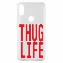 Чехол для Xiaomi Mi Play thug life
