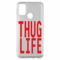 Чехол для Samsung M30s thug life
