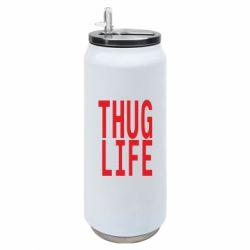 Термобанка 500ml thug life