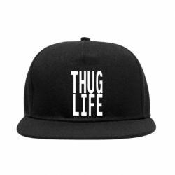 Снепбек thug life - FatLine