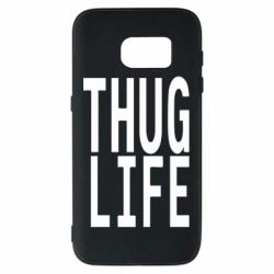 Чехол для Samsung S7 thug life