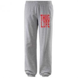 Штаны thug life - FatLine