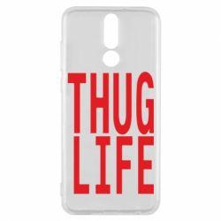 Чехол для Huawei Mate 10 Lite thug life - FatLine