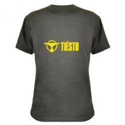 Камуфляжная футболка Tiesto Logo 2