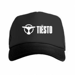 Кепка-тракер Tiesto Logo 2