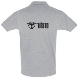 Футболка Поло Tiesto Logo 2