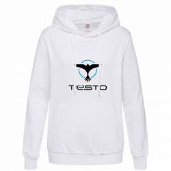 Толстовка жіноча Tiesto Logo 3