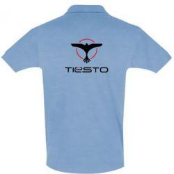 Футболка Поло Tiesto Logo 3
