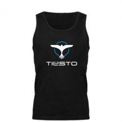 Мужская майка Tiesto Logo 3