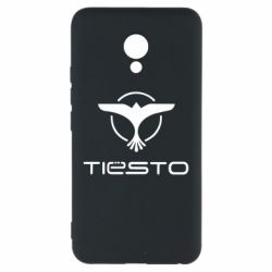 Купить DJ Tiesto, Чехол для Meizu M5 Tiesto Logo 3, FatLine