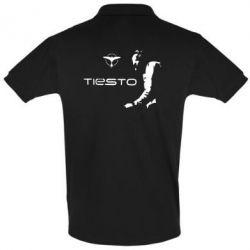 Футболка Поло Tiesto - FatLine