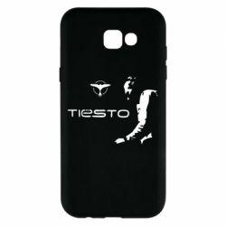 Чехол для Samsung A7 2017 Tiesto