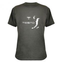 Камуфляжная футболка Tiesto - FatLine