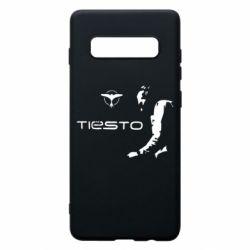 Чехол для Samsung S10+ Tiesto