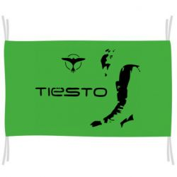 Флаг Tiesto