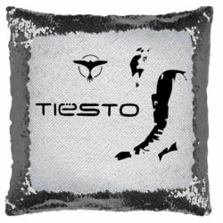 Подушка-хамелеон Tiesto