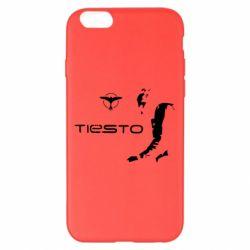Чехол для iPhone 6 Plus/6S Plus Tiesto