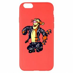 Чехол для iPhone 6 Plus/6S Plus Tiger biker