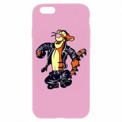 Чехол для iPhone 6/6S Tiger biker