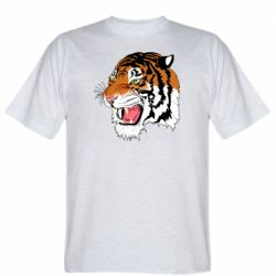Чоловіча футболка Tiger roars