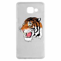 Чохол для Samsung A5 2016 Tiger roars