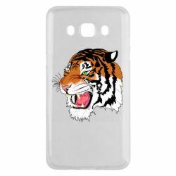 Чохол для Samsung J5 2016 Tiger roars