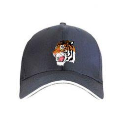 Кепка Tiger roars