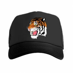 Кепка-тракер Tiger roars