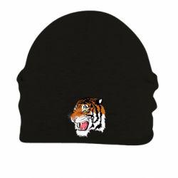 Шапка на флісі Tiger roars