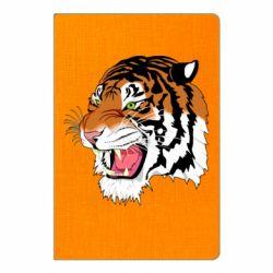 Блокнот А5 Tiger roars