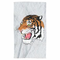 Рушник Tiger roars