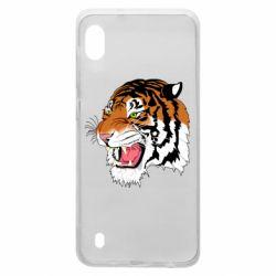 Чохол для Samsung A10 Tiger roars