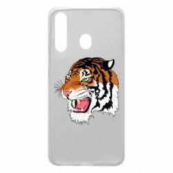 Чохол для Samsung A60 Tiger roars