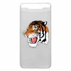 Чохол для Samsung A80 Tiger roars