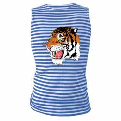 Майка-тільняшка Tiger roars