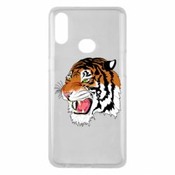 Чохол для Samsung A10s Tiger roars