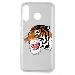 Чохол для Samsung M30 Tiger roars