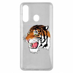 Чохол для Samsung M40 Tiger roars