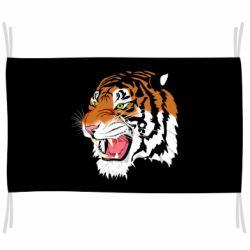 Прапор Tiger roars